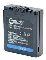 Аккумулятор для фотоаппарата Panasonic CGA-S002, DMW-BM7 (950 mAh) BDP2551 ExtraDigital