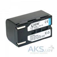 Аккумулятор для видеокамеры Samsung SB-LSM160 (2100 mAh) BDS2624 ExtraDigital