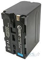 Аккумулятор для видеокамеры Sony NP-F960, NP-F970 (6600 mAh) BDS2652 ExtraDigital