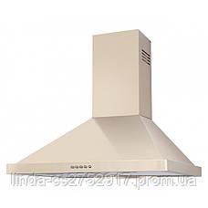 Кухонная вытяжка LAZIO 60 IVORY (750)  VentoLux, фото 3