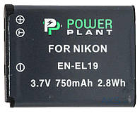 Аккумулятор для фотоаппарата Nikon EN-EL19 (750 mAh) DV00DV1305 PowerPlant