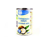 Кокосовое молоко.80% Bio/400 ml Голандия