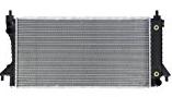 Радиатор охлаждения 3,0L Ford Taurus POLCAR CU1830P