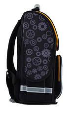 Рюкзак школьный SMART 554537 каркасный PG-11 Iron bot, фото 2