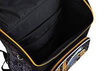 Рюкзак школьный SMART 554537 каркасный PG-11 Iron bot, фото 3