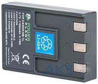 Аккумулятор для фотоаппарата Canon NB-1LH, NB-1L (1100 mAh) DV00DV1002 PowerPlant