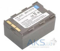 Аккумулятор для фотоаппарата JVC BN-V312 (1360 mAh) DV00DV1192 PowerPlant