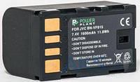 Аккумулятор для фотоаппарата JVC BN-VF815 (1600 mAh) DV00DV1221 PowerPlant