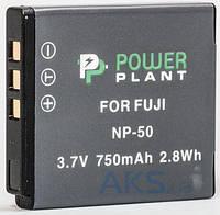 Аккумулятор для фотоаппарата Kodak KLIC-7004, Fuji NP-50 (750 mAh) DV00DV1223 PowerPlant