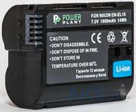 Аккумулятор для фотоаппарата Nikon EN-EL15 chip (1900 mAh) DV00DV1309 PowerPlant