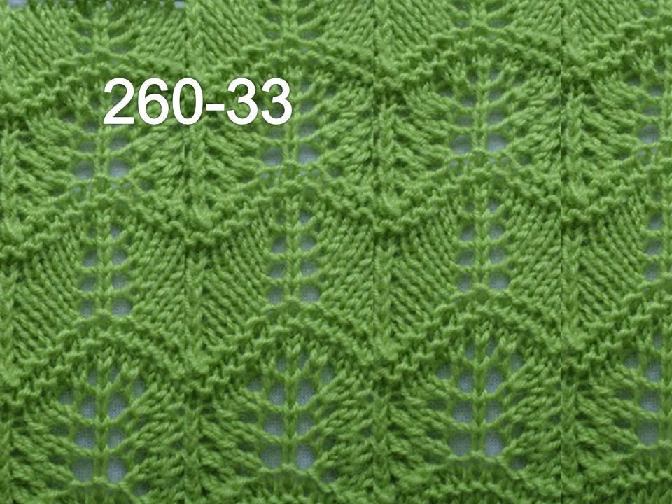 260 33 видео мастер класс вязания спицами анонс узоры спицами