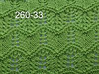 №260-33 Видео мастер-класс вязания спицами. Анонс. Узоры спицами.