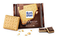 Шоколад Ritter Sport молочный c печеньем 100 г