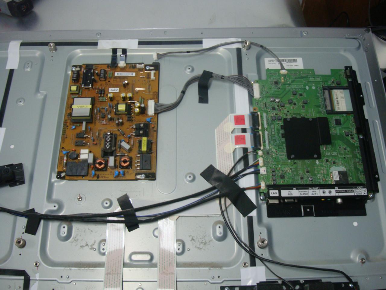 Запчасти к телевизору LG 42LM660T (EAX64744201, EAD62087805 EAD62087806, EBR74560901, TWFM-B003D)