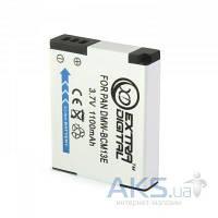 Аккумулятор для фотоаппарата Panasonic DMW-BCM13E (1100 mAh) BDP1291 ExtraDigital