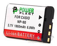 Аккумулятор для фотоаппарата Casio NP-90 (1860 mAh) DV00DV1314 PowerPlant