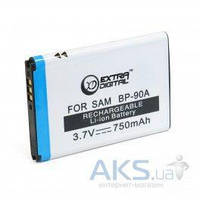 Аккумулятор для фотоаппарата Samsung IA-BP90A (750 mAh) DV00DV1382 ExtraDigital