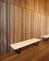 Деревянный декор на стену -планочки , фото 1