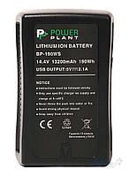 Аккумулятор для видеокамеры Sony BP-190WS (13200 mAh) DV00DV1416 PowerPlant