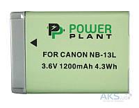 Аккумулятор для фотоаппарата Canon NB-13L (1200 mAh) DV00DV1403 PowerPlant