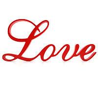 Love Decor МДФ красный