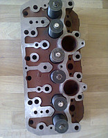 Головка блока цилиндров ГБЦ СМД-60/72 Т-150 в сборе 60-06009.10
