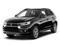 Брызговики для Mitsubishi ASX (2017 - ...)
