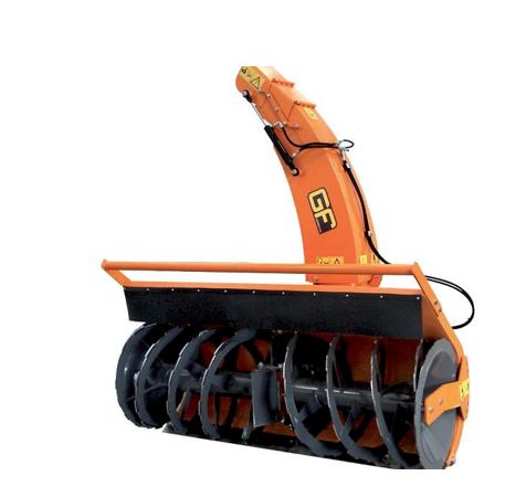 Фреза снегоочиститель - TSX
