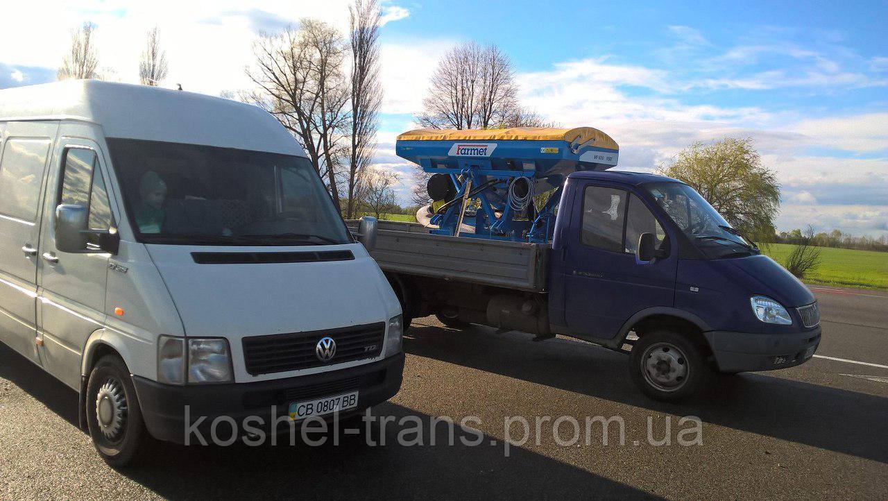 Перевозки Киев - Тернополь