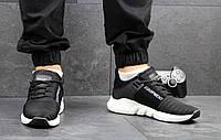 Кроссовки мужские черные  Adidas Equipment ADV 91-17 4720