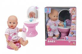 Кукольный набор Пупс NBB Ванная комната Simba Toys 5036467