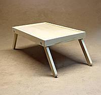 Столик-поднос для завтрака Орегон (без отделки)