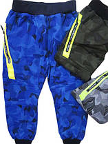 Штаны спортивные для мальчиков, Seagull, размеры 98-128, арт. CSQ-58267