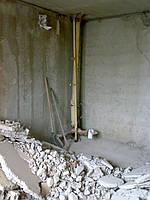 Демонтаж межкомнатных,сантехнических перегородок,сантехкабин, фото 1