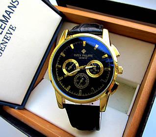 Стильные мужские наручные часы Patek Philippe