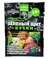 """Зеленый щит """"Бутон для растений"""" 10 гр"""