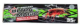 Шприц-гель от тараканов Ultra Magic 35 гр