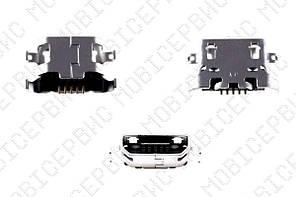 Lenovo S820 системный разъем micro USB тип-A 5pin