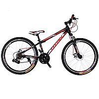 """Велосипед Titan Forest 26"""" черно-красный, фото 1"""