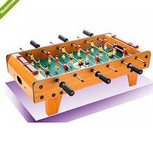 Футбол XJ6022 настольный, деревянный, в коробке 60,5*31*20см