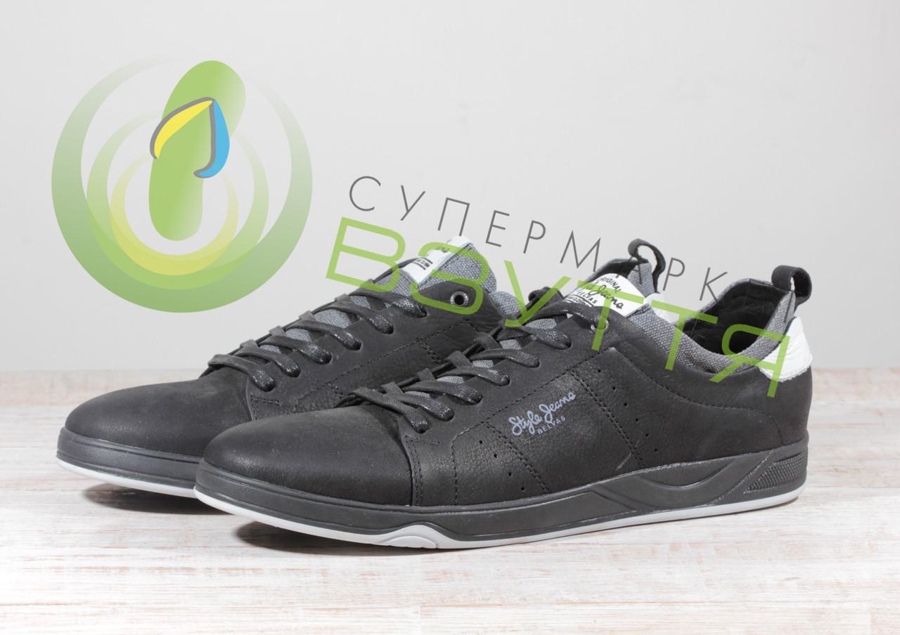 Кожаныемужские ботинки  Belvas 1705 б 44,45 размеры