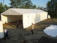 Складские шатры