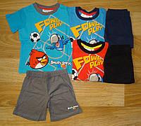 Набор-двойка для мальчиков оптом ,Disney, 3-8 лет., арт. 55227