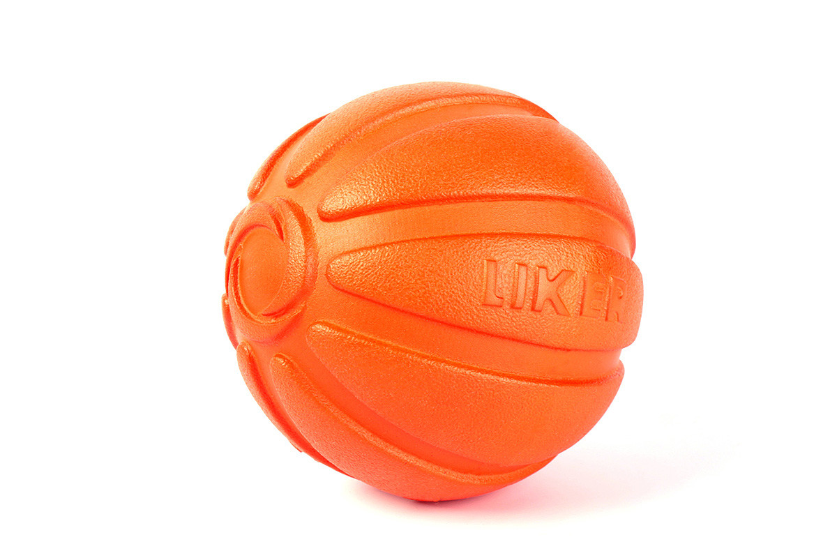 Collar LIKER 5см - мячик-игрушка для щенков и собак мелких пород