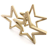 Копия Три звезды высота 150 мм