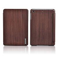 Чехол Remax для iPad Mini/Mini 2 с текстурой дерева Коричневый