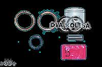 """Поршень к-кт  DIO ZX 80сс  +0.25  47.25  """"MSU""""  ТАЙВАНЬ"""