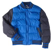 Куртка-бомбер Climate Concepts(США) синяя для мальчика от 3 до 12 лет