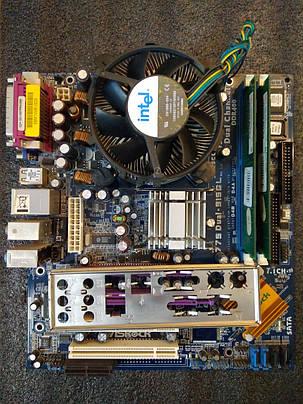 Комплект  Pentium 4-520J/ ASrock 775dual-915GL/512Mb-DDR1, фото 2