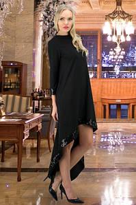 Платье черное Paris